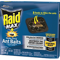ANT BAIT MAX DOUBLE CONTROL