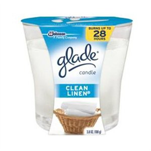 CANDLE CLEAN LINEN 3.4OZ