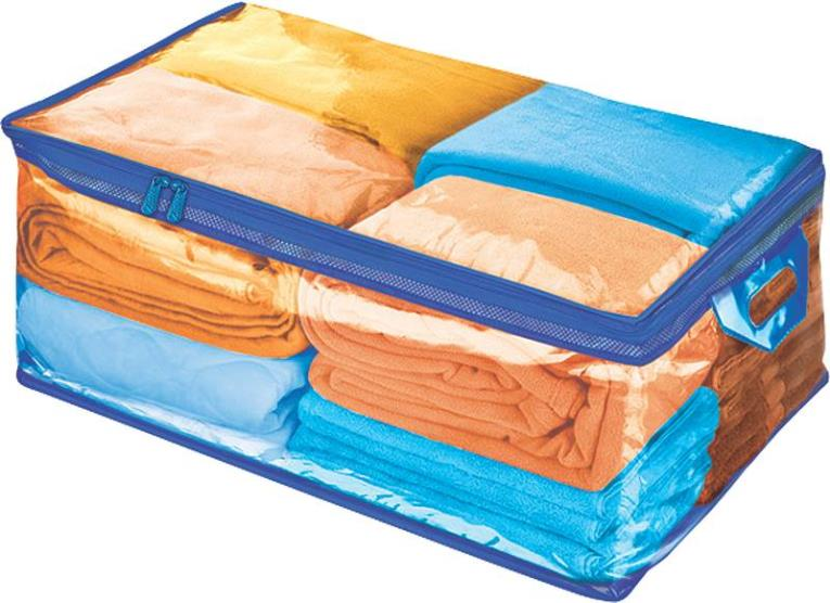 Ziploc 70162 Double Extra-Large Flexible Tote, 26-1/2 in L x 16 in W x 12 in D, Plastic, Clear
