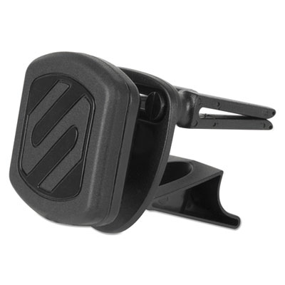 SCOSCHE MAGVM BLACK VENT MOUNT MAGNETIC FOR MOBILE DEVICES