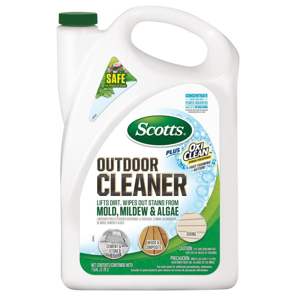 CLEANER OUTDOOR CONC 1GAL