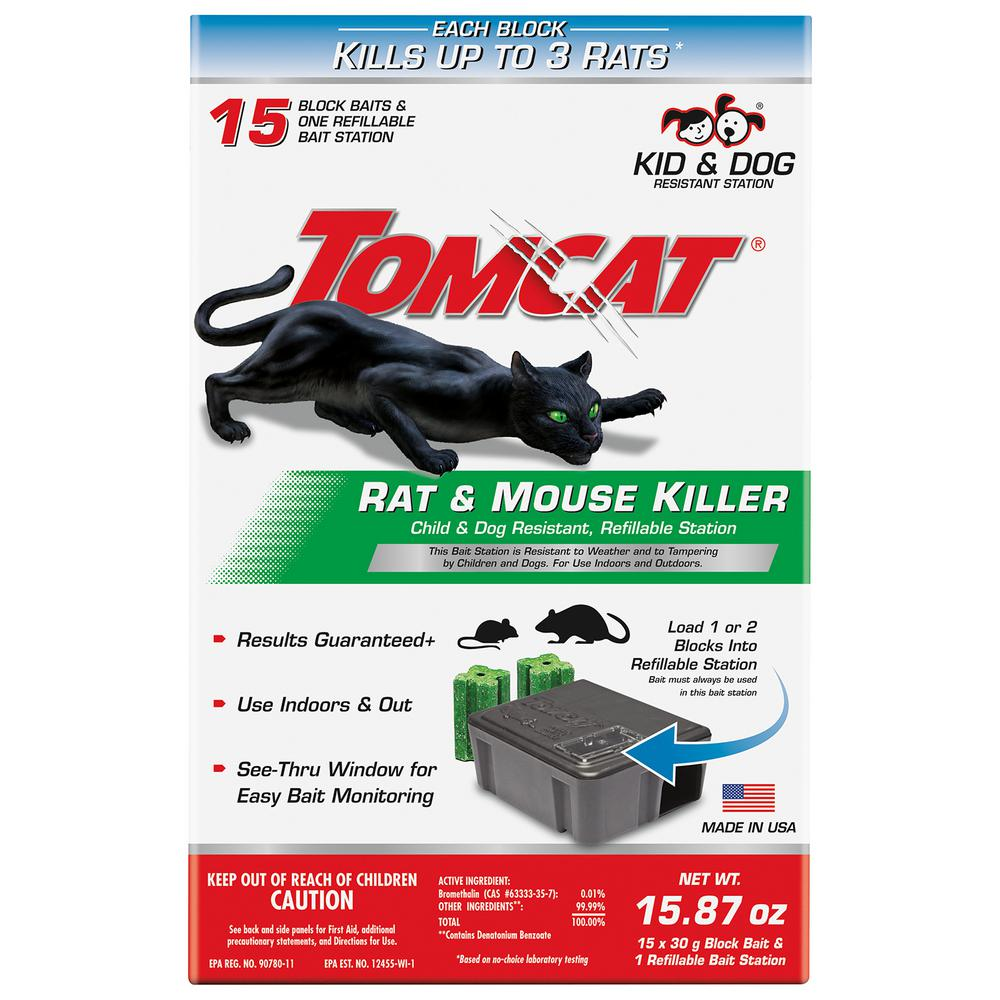 STATION BAIT RAT TIER1 15 RFL