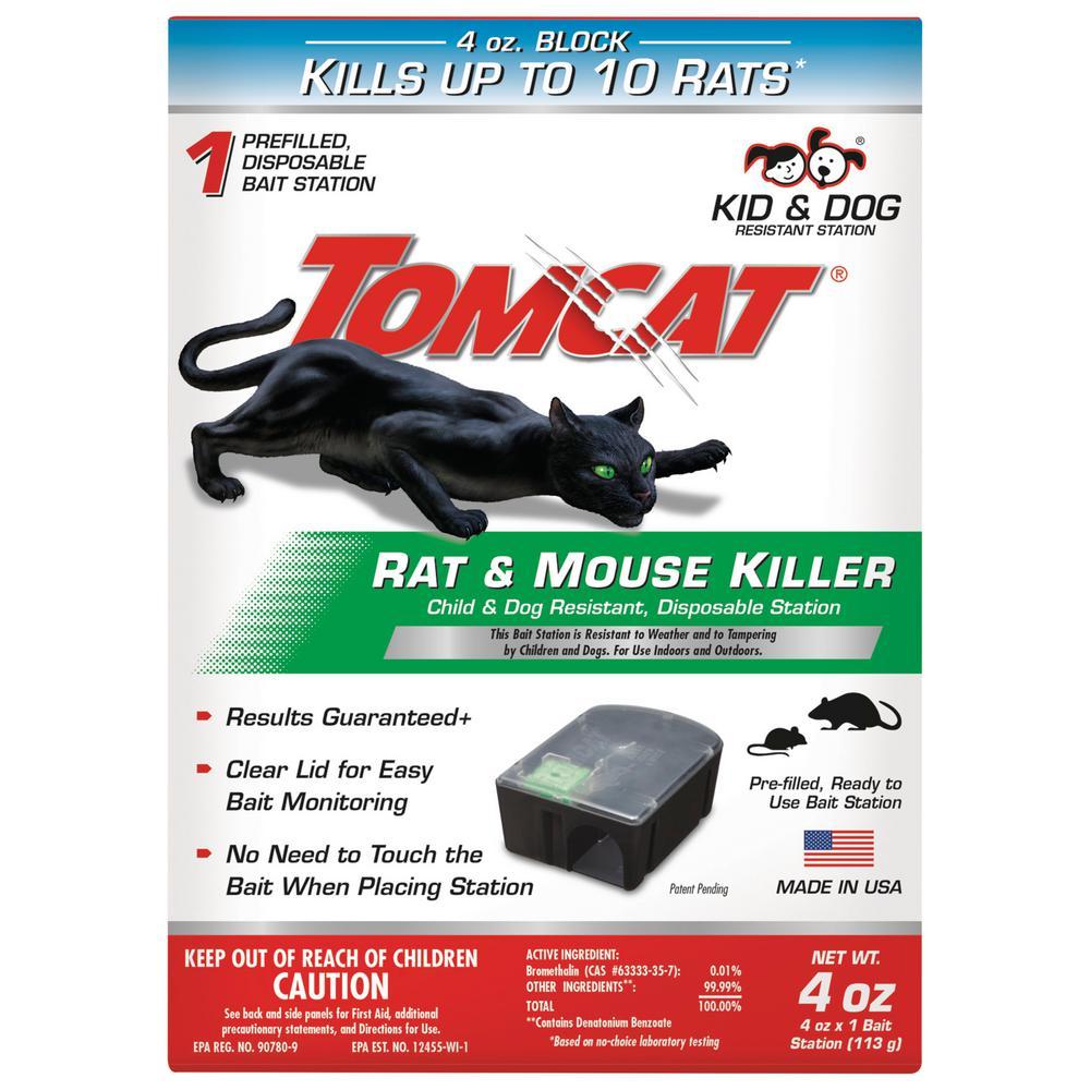 STATION BAIT RAT&MUS TIER1 1PK