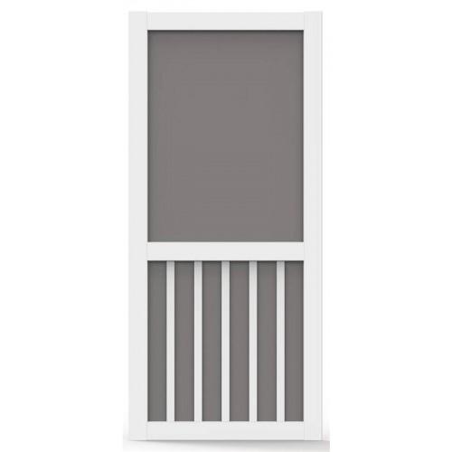 SCREEN DOOR VINYL 5BAR 32X80IN