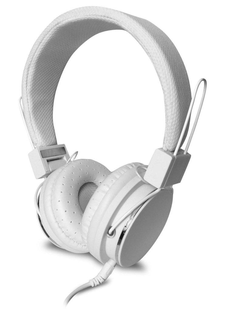 ALPHA DIGITAL RH301-W WHITE KIDS HEADPHONES WITH PROTECTIVE