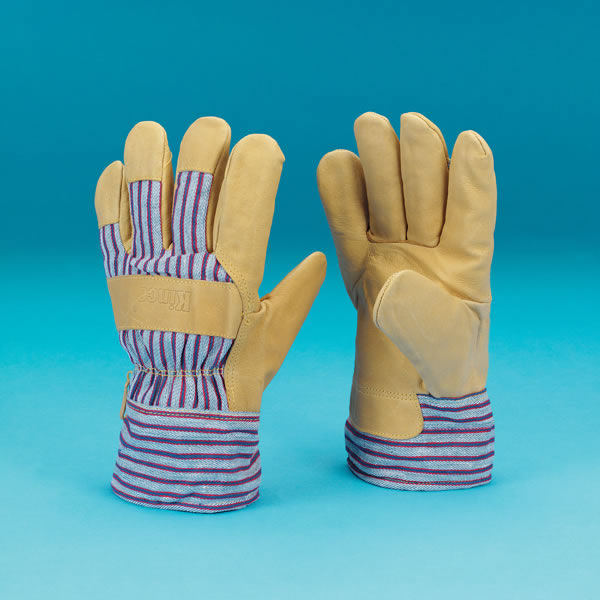 Cold Weather Work Gloves, One Pair