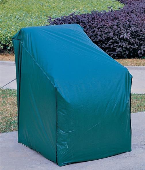 Mintcraft CVRA-CH-D Outdoor Furniture Chair Covers, Vinyl, 33 x 28 x 33 Inch