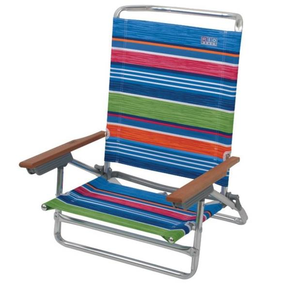 Seasonal Trends SC590-145046-OG Lawn Chair, 30.31 in H x 13.39 in W x 25.98 in D