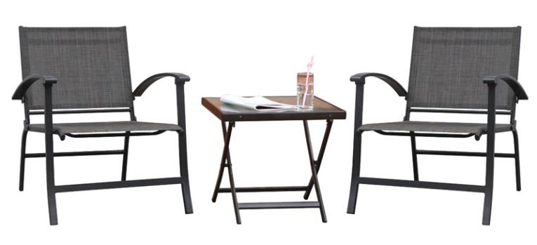 PATIO BISTRO SET 3PC REGENCY