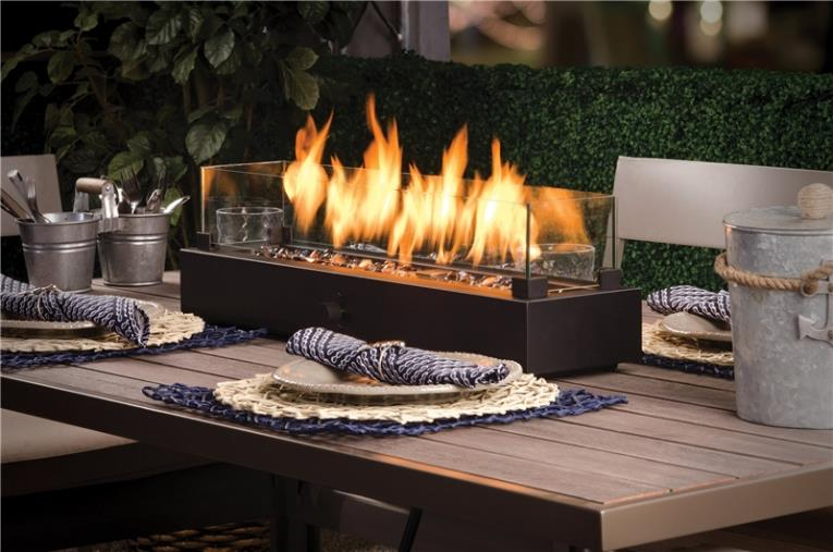 FIRE PIT TABLE 28IN