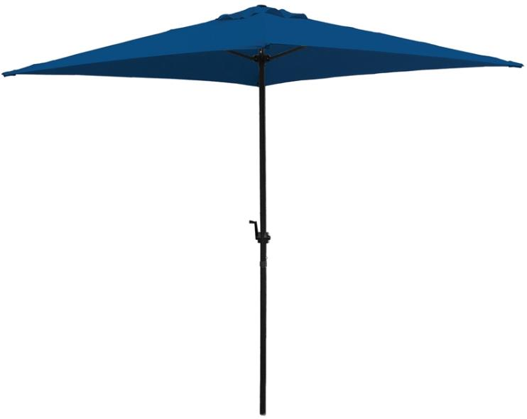 UMBRELLA BLUE 6.5FT
