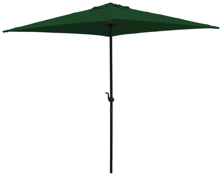 UMBRELLA GREEN 6.5FT