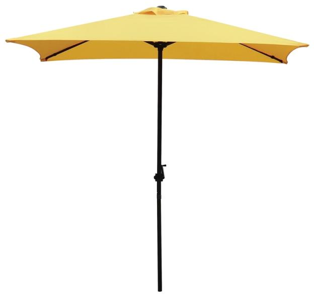 UMBRELLA YELLOW 6.5FT