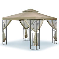 GAZEBO NEWPORT 10X10FT