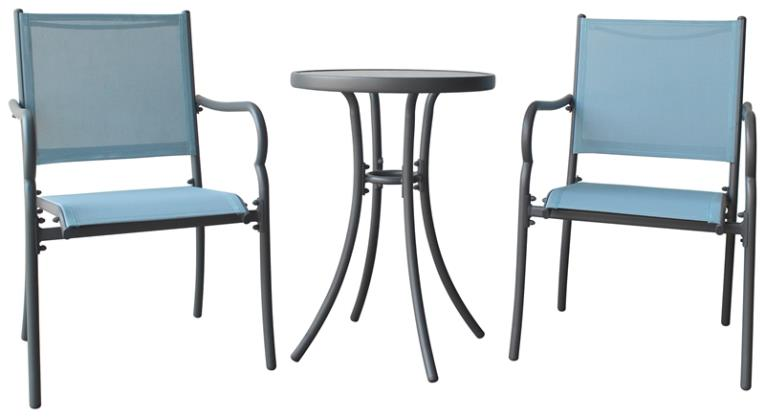 BISTRO SET BAHAMAS 3PC