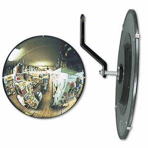 "160 degree Convex Security Mirror, 12"" dia."