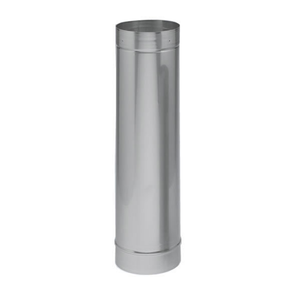 """7"""" x 36"""" Heat-fab Saf-t Liner, 304-alloy"""