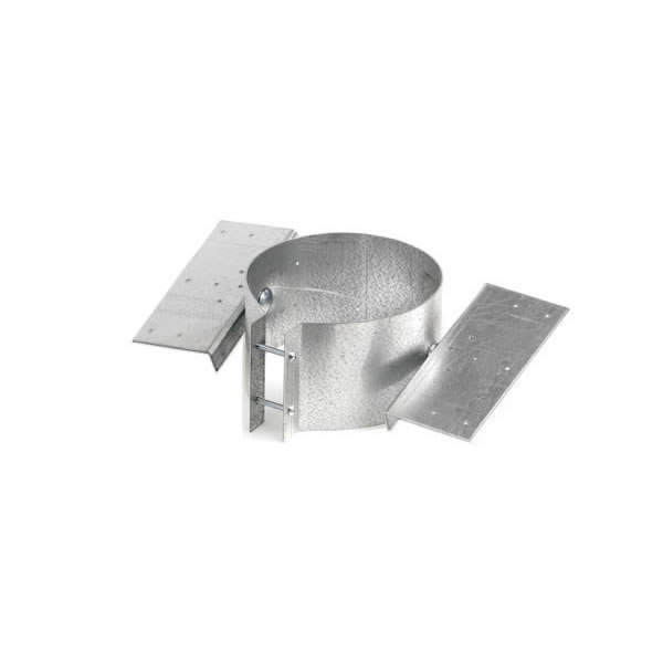 "6"" Superpro Roof Support Kit, Galvanized"