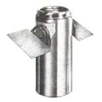 Sure-Temp 207420 Type HT Roof Support Kit, 7 in, 9 in W, Stainless Steel