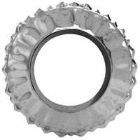 Metalbestos 106810 Storm Collar, 6 in Pipe, 9-5/8 in L 1-9/16 in T