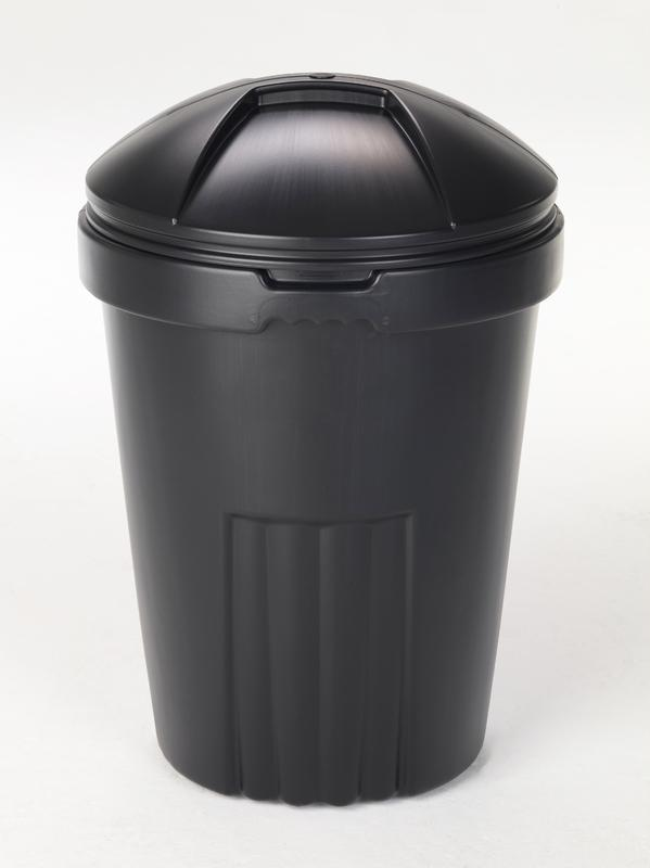 30P 32GAL TRASH CAN