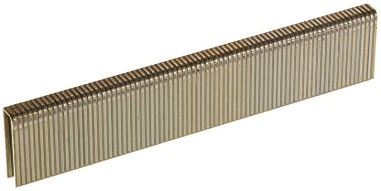 Senco A800759 Medium Narrow Wire Staple, 1/4 in, 3/4 in Leg, 18 ga