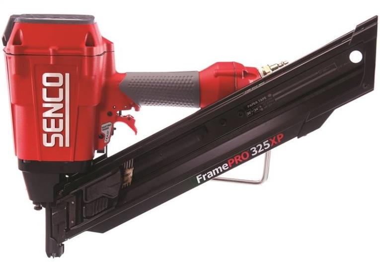 FramePro 4Z0101N Pneumatic Strip Framing Nailer, 83 Nails, 2 - 3-1/4 in, 70 - 120 psi