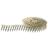 Senco M003106 Coil Collated Roof Nail, 1-3/4 in