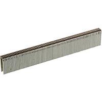 Senco L10BABN Medium Narrow Wire Staple, 1/4 in, 5/8 in Leg, 18 ga