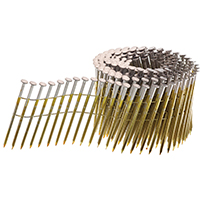 Senco GL24APBF Coil Collated Framing Nail, 2-3/8 in