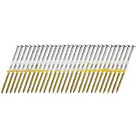 Senco HK27APBFN Coil Collated Framing Screw Shank, 3 in, 15 deg