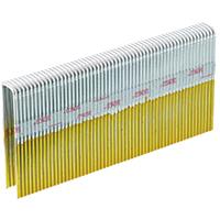 Senco Q21BAB Heavy Wire Staple, 7/16 in, 2 in Leg, 15 ga