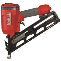 FinishPro42XP 4G0001N Lightweight Angled Finish Nailer, 104 Nails, 1-1/4 - 2-1/2 in, 70 - 120 psi