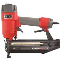FinishPro32 1X0201N Finish Nailer, 110 Nails, 1-1/4 - 2-1/2 in 16 ga Adhesive Collated Nail