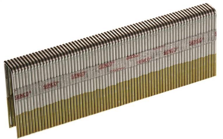 Senco N17BAB Heavy Wire Staple, 7/16 in, 1-1/2 in Leg, 16 ga
