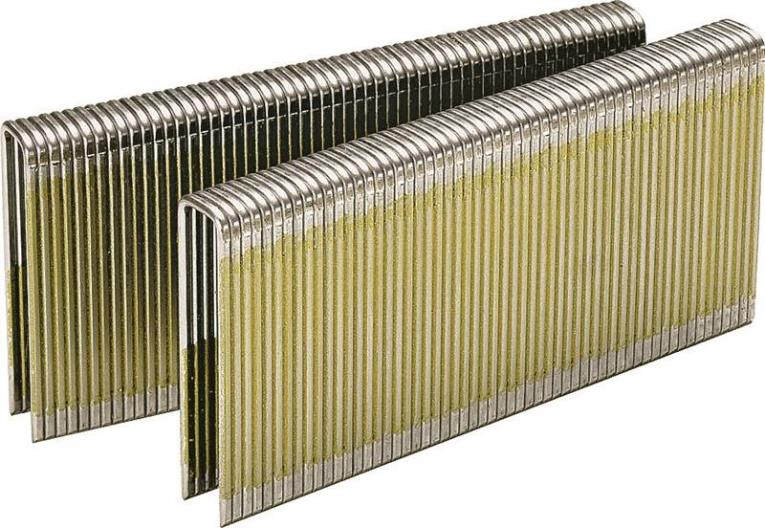Senco L14BAB Medium Narrow Wire Staple, 1/4 in, 1-1/8 in Leg, 18 ga