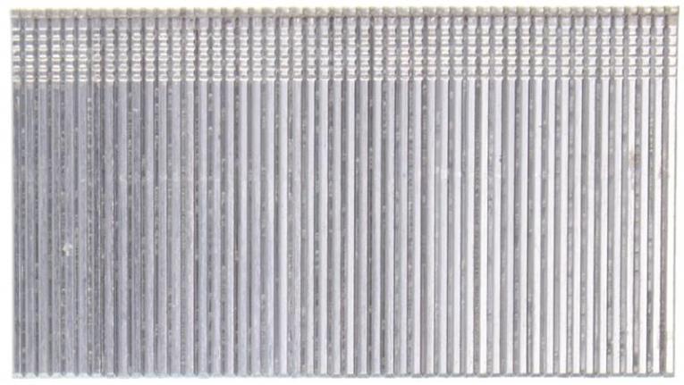Senco M001002 Collated Finish Nail, 16 ga x 1-1/4 in, Straight, Steel