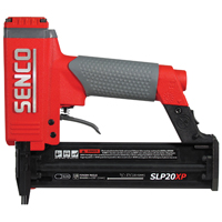 Senco 430101N Strip Brad Nailer with Case, 110 Nails, 5/8 - 1-5/8 in 18 ga Adhesive Collated Nail