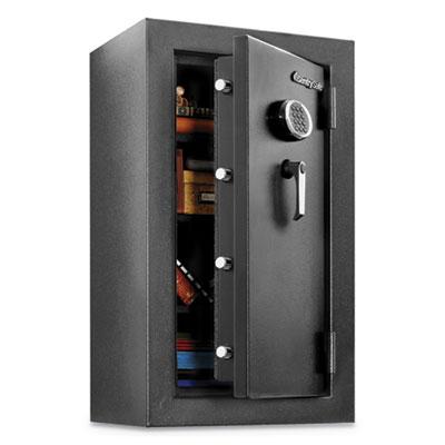 EF4738E Safe, 4.71 ft3, 21 7/10w x 19d x 37 7/10h, Black