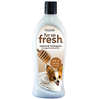 SHAMPOO DOG OATMEAL 18OZ