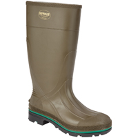Servus Northerner 75120-13 Non-Insulated Knee Boot, NO 13, Men's, Olive Green, PVC