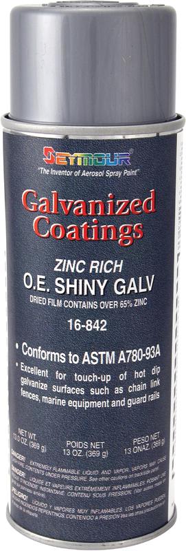 16-842 SP OE SHINY GALV PAINT