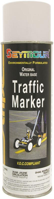 20 OUNCE TRAFFIC WHITE