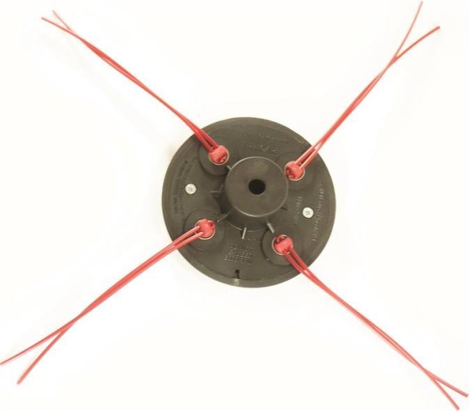 Pivotrim 16264A Pre-Cut Replacement Trimmer Line, 0.905 in Diameter