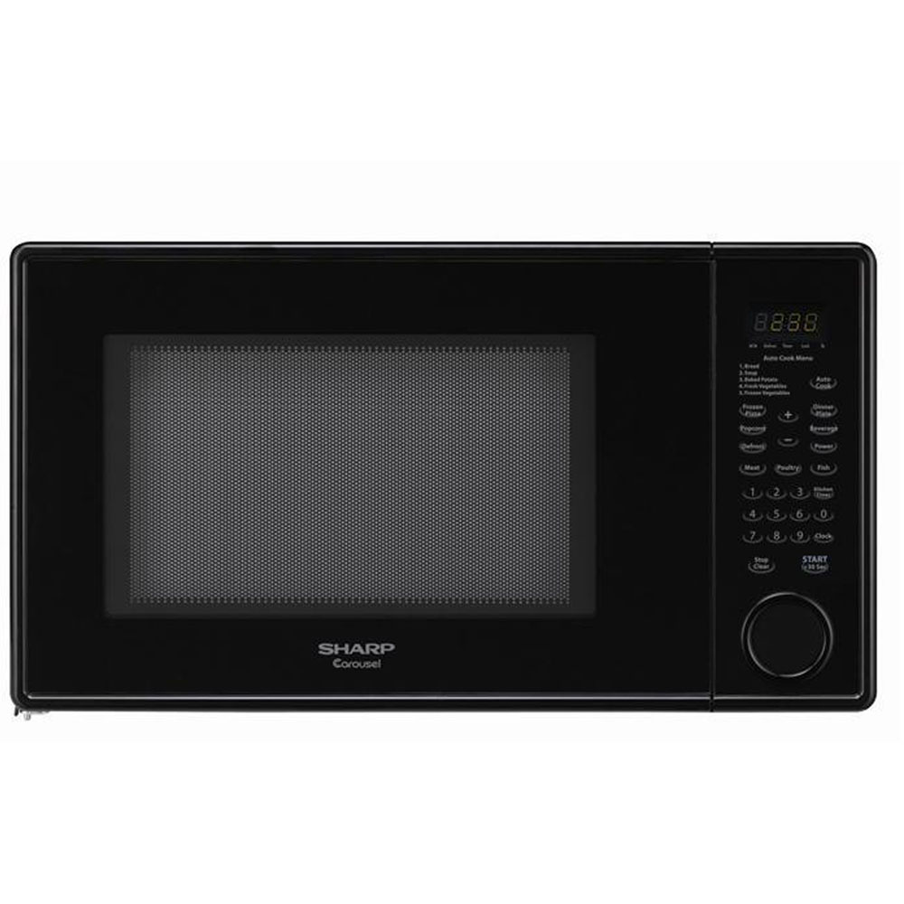 "1.3 CF Microwave, 1000W, 12.75"" Turntable"