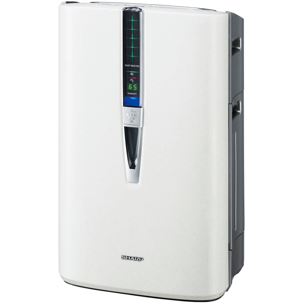 Plasmacluster® 3-Speed Air Purifier with Humidifying Function