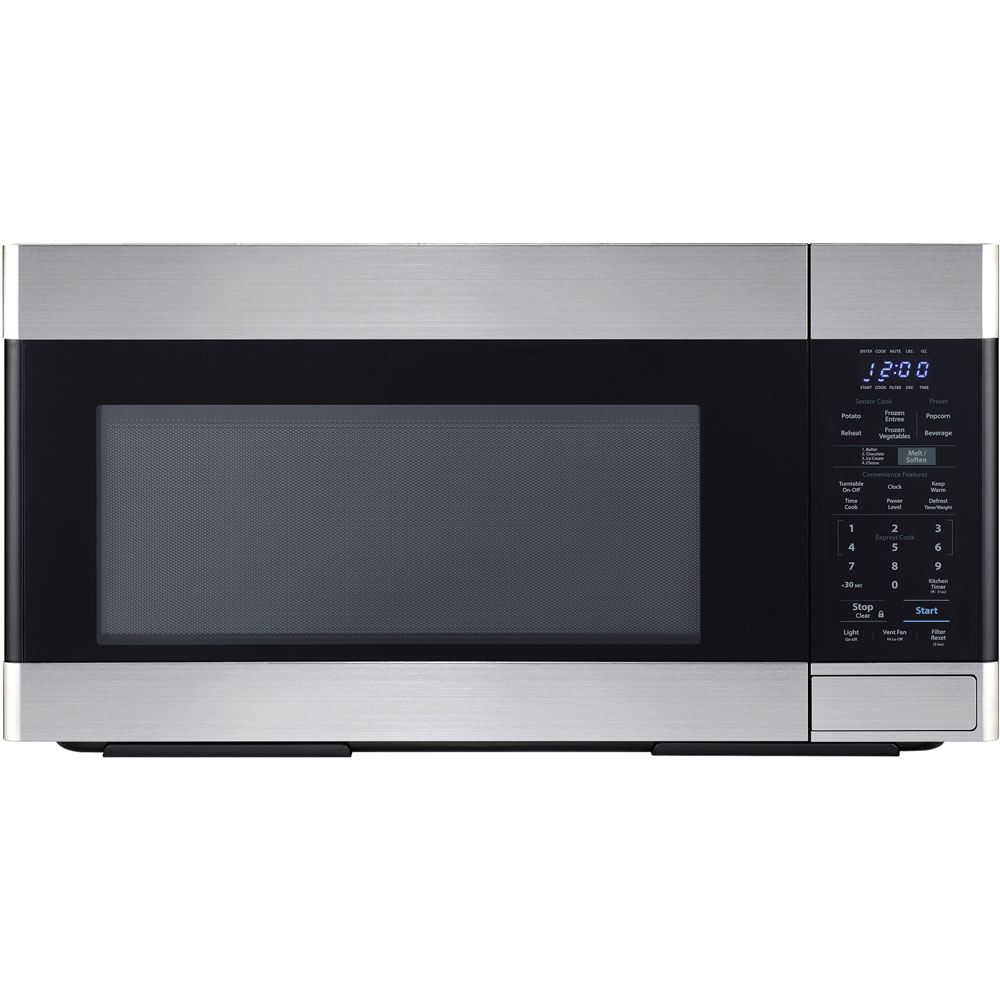 1.6 CF Over-the-Range Microwave, 1000W