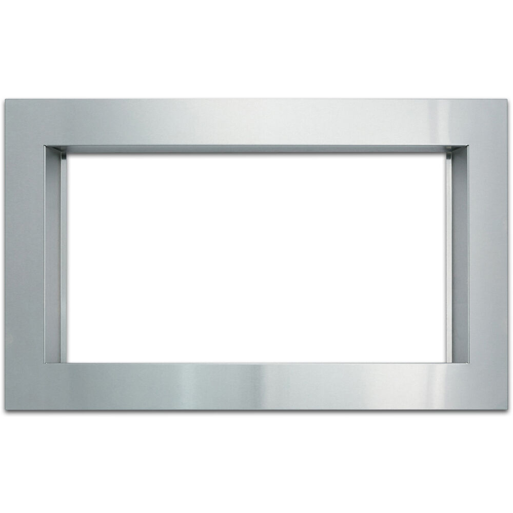 "30"" Built-In Trim Kit for SMC1585BS, FLUSH MOUNT"