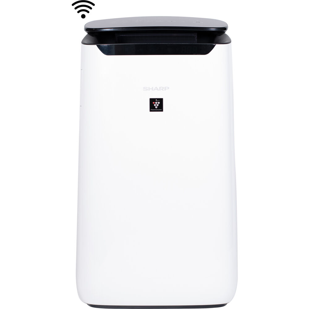 Air Purifier, HEPA Filter, Rooms up to 502 Sq. Ft., Wi-Fi