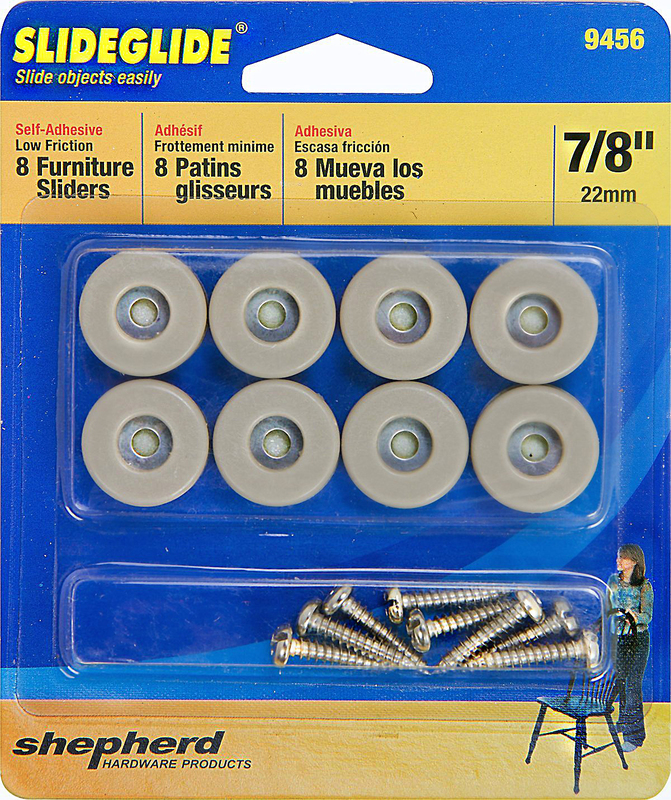 9456 7/8 IN. SLIDE GUIDE W/SCREWS